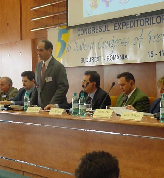 3 Congres Balcanic Bucuresti