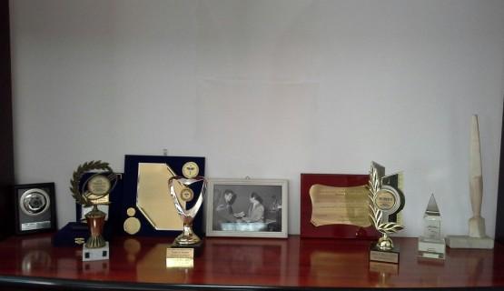 3 Galerie trofee