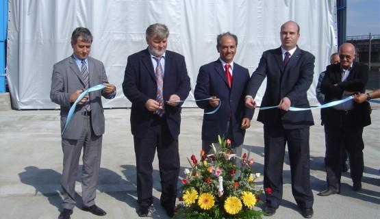 7 Inaugurare depozit Satu Mare